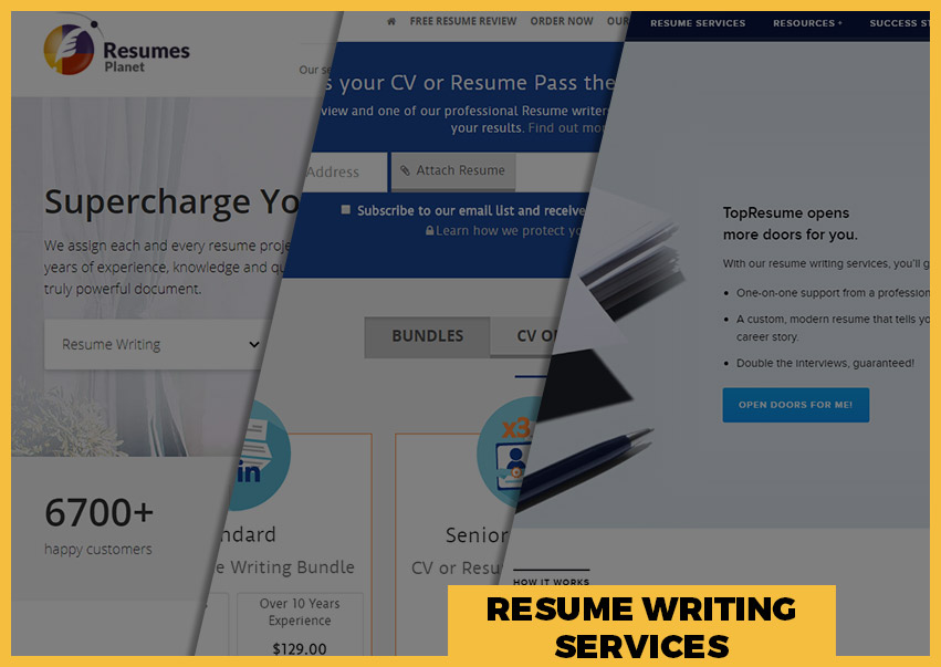 Outshine Your Competition with the Help of a Resume Writing Service