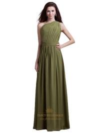 Bridesmaid Dresses In Olive - Junoir Bridesmaid Dresses