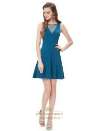 Teal Cocktail Dresses | www.imgkid.com - The Image Kid Has It!