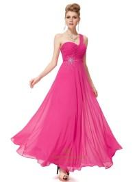 Bridesmaid Dresses Pink Chiffon - Discount Wedding Dresses