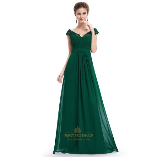Medium Crop Of Green Bridesmaid Dresses