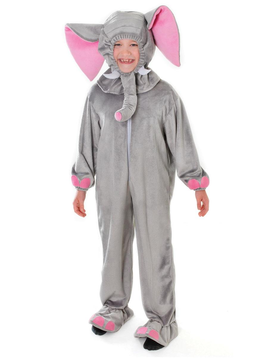 Elephant ...  sc 1 st  Meningrey & Elephant Costume Child - Meningrey