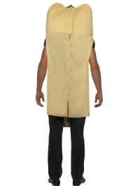 Adult Giant Hot Dog Costume - 20393 - Fancy Dress Ball