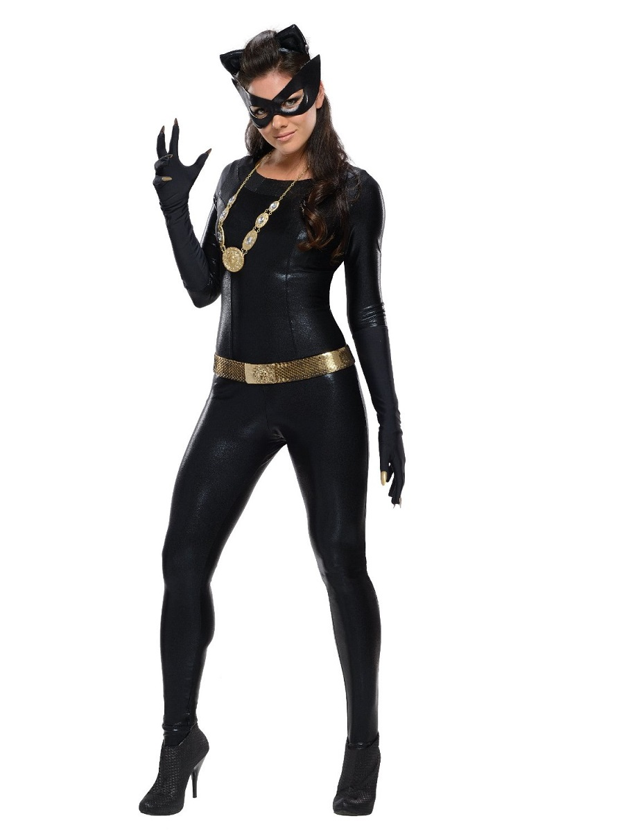 Adult The Grand Heritage Catwoman Costume 887212 Fancy