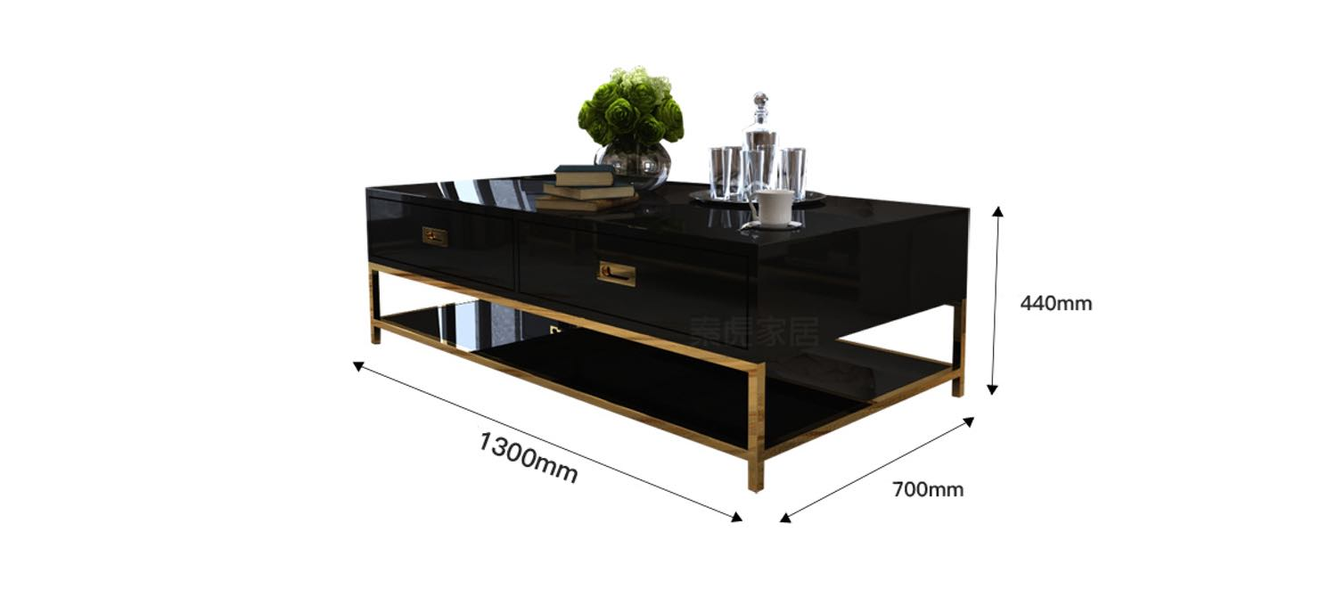 Qsct8841 Coffee Table Fancy Homes