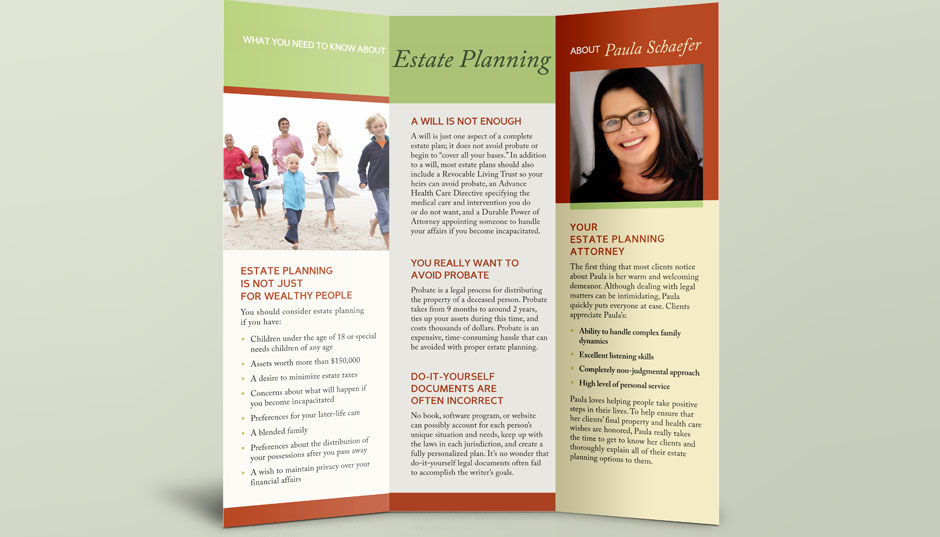 How to create an effective business brochure How to promote your - create tri fold brochure