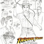 Indiana Jones and the Ring of Solomon