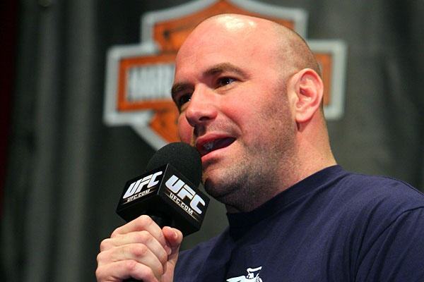 """Dana White: """"I don't see how Conor wins this..."""""""