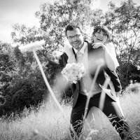 Recommandation pour un photographe d'un couple marié à chazeron près de châtel-guyon en Auvergne