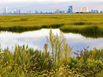 Brigantine Views of Atlantic City