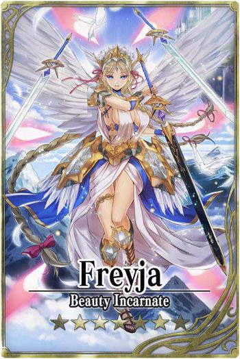 Girl With Sword Wallpaper Freyja Unofficial Fantasica Wiki