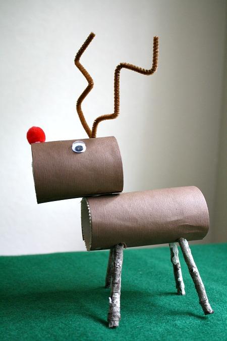 Rudolph Reindeer Activities - Fantastic Fun  Learning