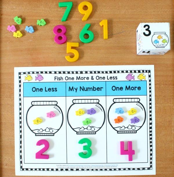 Preschool Printables - Fantastic Fun  Learning