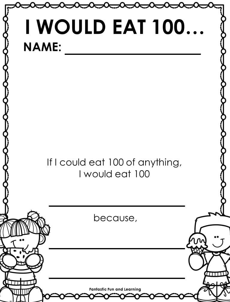 100th Day of School Books - Fantastic Fun  Learning
