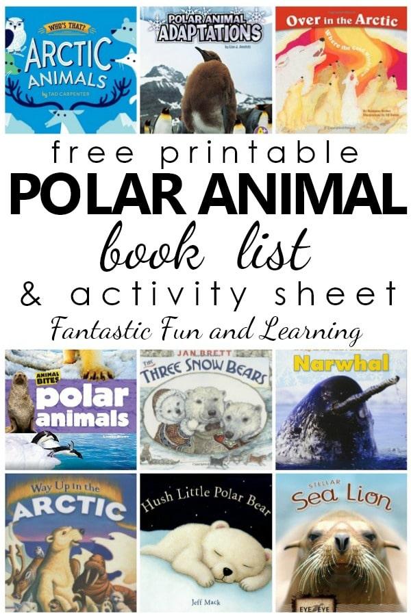 Polar Animal Books - Fantastic Fun  Learning