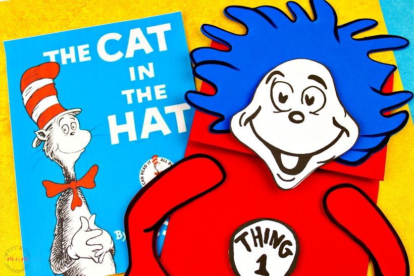 20+ Dr Seuss Crafts and Art Projects - Fantastic Fun  Learning