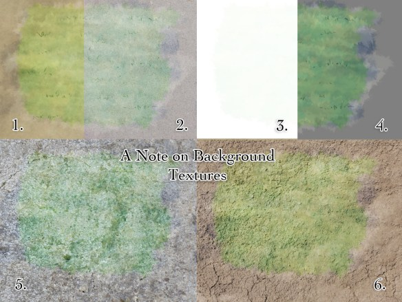 How to draw grassland for fantasy map tutorial