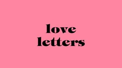 Edito #19. Love Letters