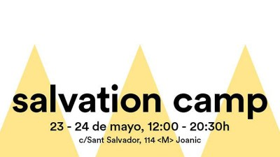 El mercado pop-up Salvation Camp celebra su tercera edición