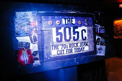Levi's 505 Launch Party