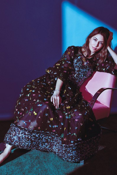 Sofia Coppola / New Royals @ W Magazine