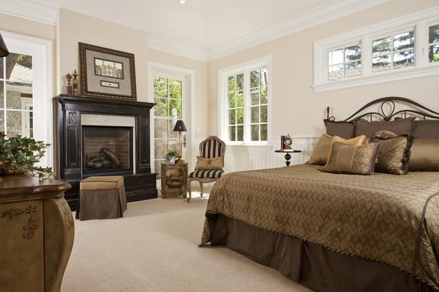 15 Elegant And Inspiring Master Bedroom Fireplace Ideas