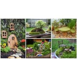 Gracious Fairy Garden Furniture That Will Make You Saywow Diy Fairy Garden Fairy Garden Furniture That Will Make Fairy Garden Railroad Fairy Garden Train Station Diy Fairy Garden