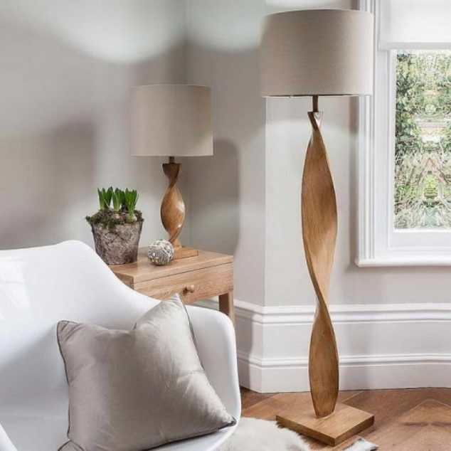 OMG! 18 Unique Floor Lamp You Need to See - living room light stand
