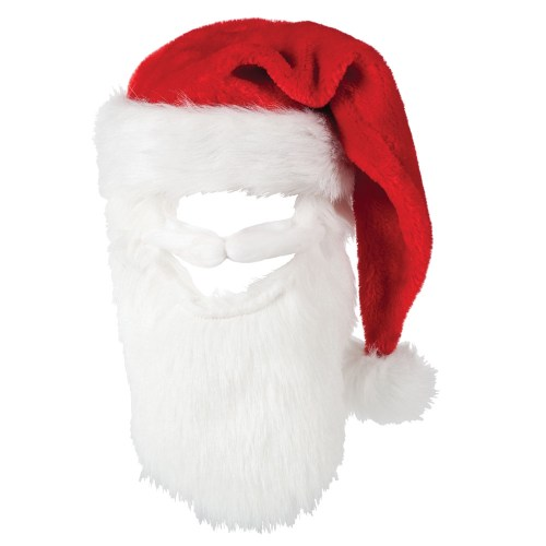 Medium Of Santa Hat Transparent
