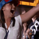 Giants Fan Girl Reacts to Pugh Pick NFL Draft 2013 Still