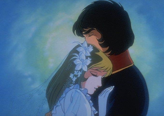 anime wedding