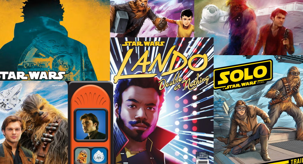 Solo A Star Wars Story Books Get Minor Delays Fantha Tracks