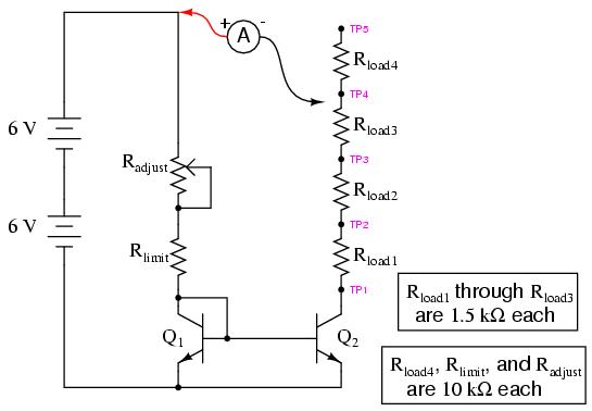 electric circuits experiments