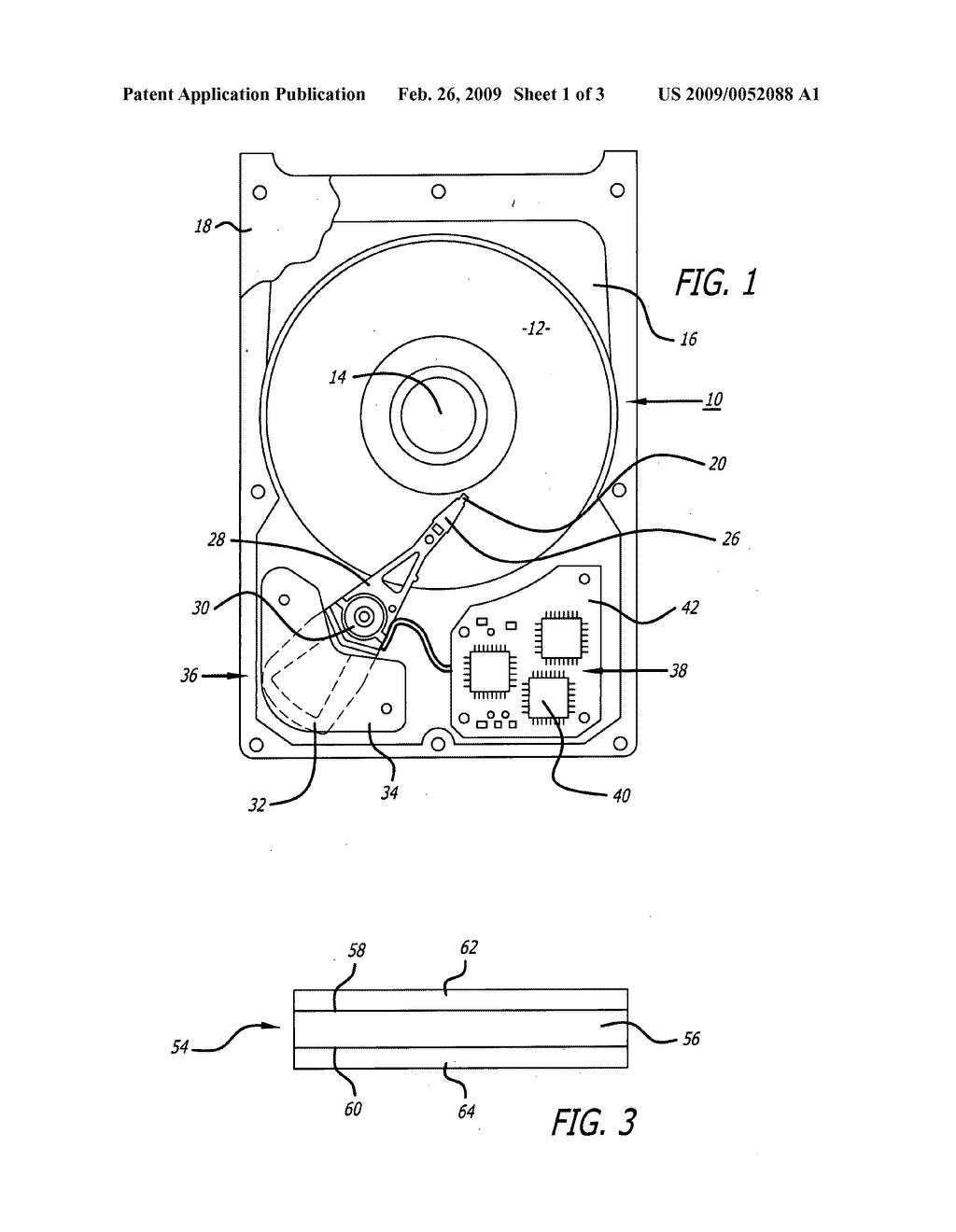 block diagram of hard disk
