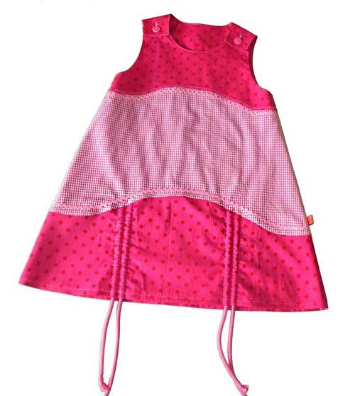 Tunika GREETJE Schnittmuster farbenmix Shirt