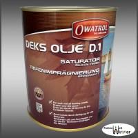 FarbenWelt Wimmer: Owatrol Deks Olje D1