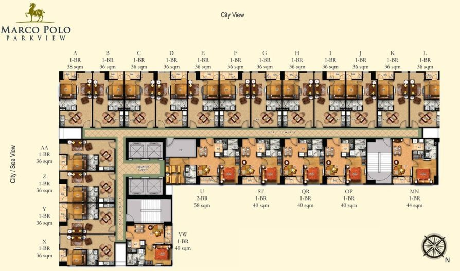 Marco Polo Park View Residences for Sale in Cebu City