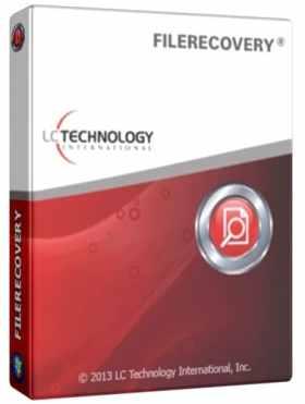برنامج استعادة الملفات المحذوفة   LC Technology Filerecovery 2015 5.5.7.9