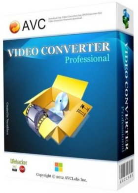 برنامج تحويل الفيديو | Any Video Converter Professional 5.8