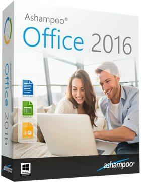 برنامج أوفيس 2016 من أشامبو | Ashampoo Office 2016
