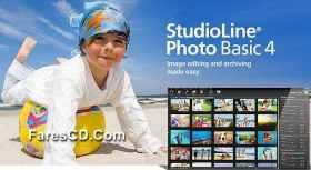 برنامج التعديل على الصور والكتابة عليها | StudioLine Photo Basic 4.2.13