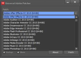 أدوات تفعيل كل برامج أدوبى 2016