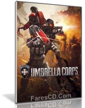 تحميل لعبة | Umbrella Corps 2016