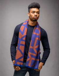 Men's Designer Silk Scarves | Pocket Squares | Men's ...