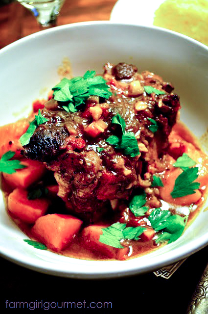Emeril's Caribbean Oxtail | farmgirlgourmet.com
