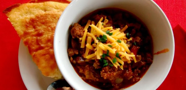The Best Chili Ever | farmgirlgourmet.com