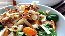 Chinese Chicken Salad | FarmgirlGourmet.com