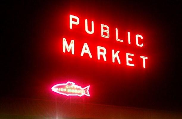 Pike Place Market | farmgirlgourmet.com
