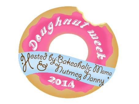 Doughnut Week | farmgirlgourmet.com #doughnutweek