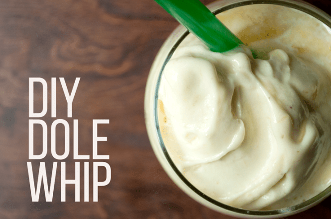 2-Ingredient Dole Whip | farmgirlgourmet.com #client